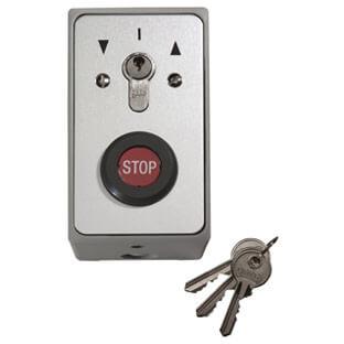 Schlüsseltaster/ Schlüsselschalter