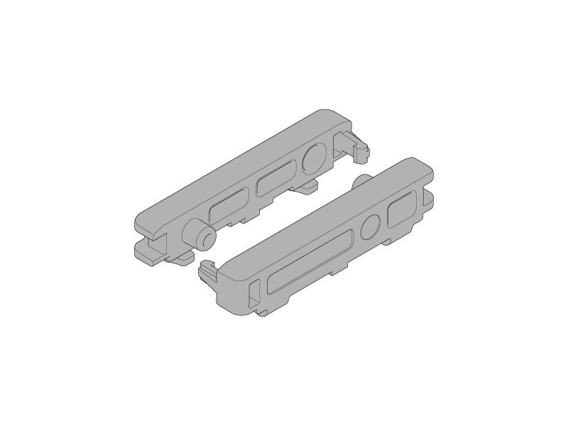 Sommer-Aperto-Torantrieb-Ersatzteil-Isolator-Hälfte-kurz