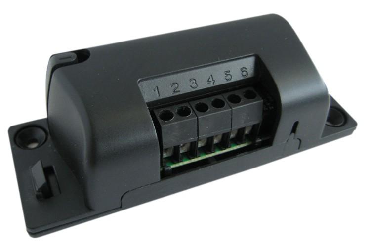 Funkempfängermodul im Gehäuse (2-Kanal), mit 112 Funkcodes