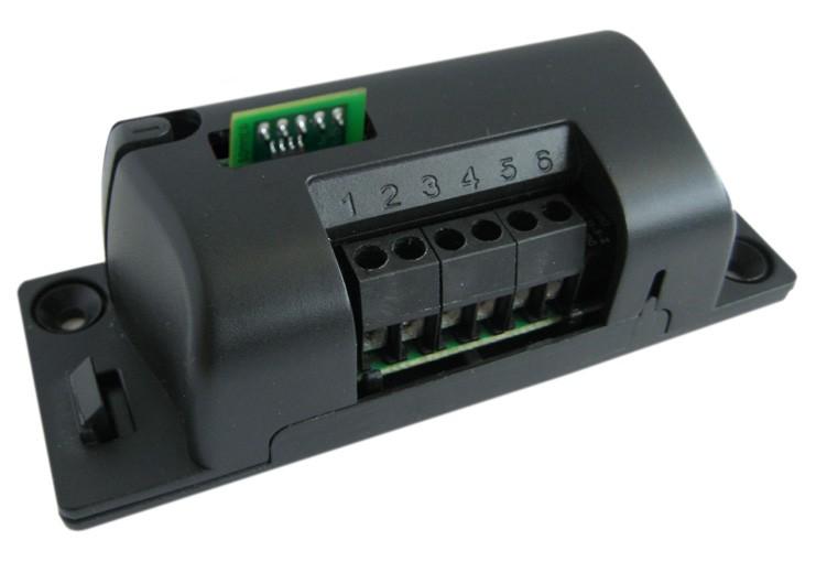 Funkempfängermodul im Gehäuse (2-Kanal), mit 448 Funkcodes