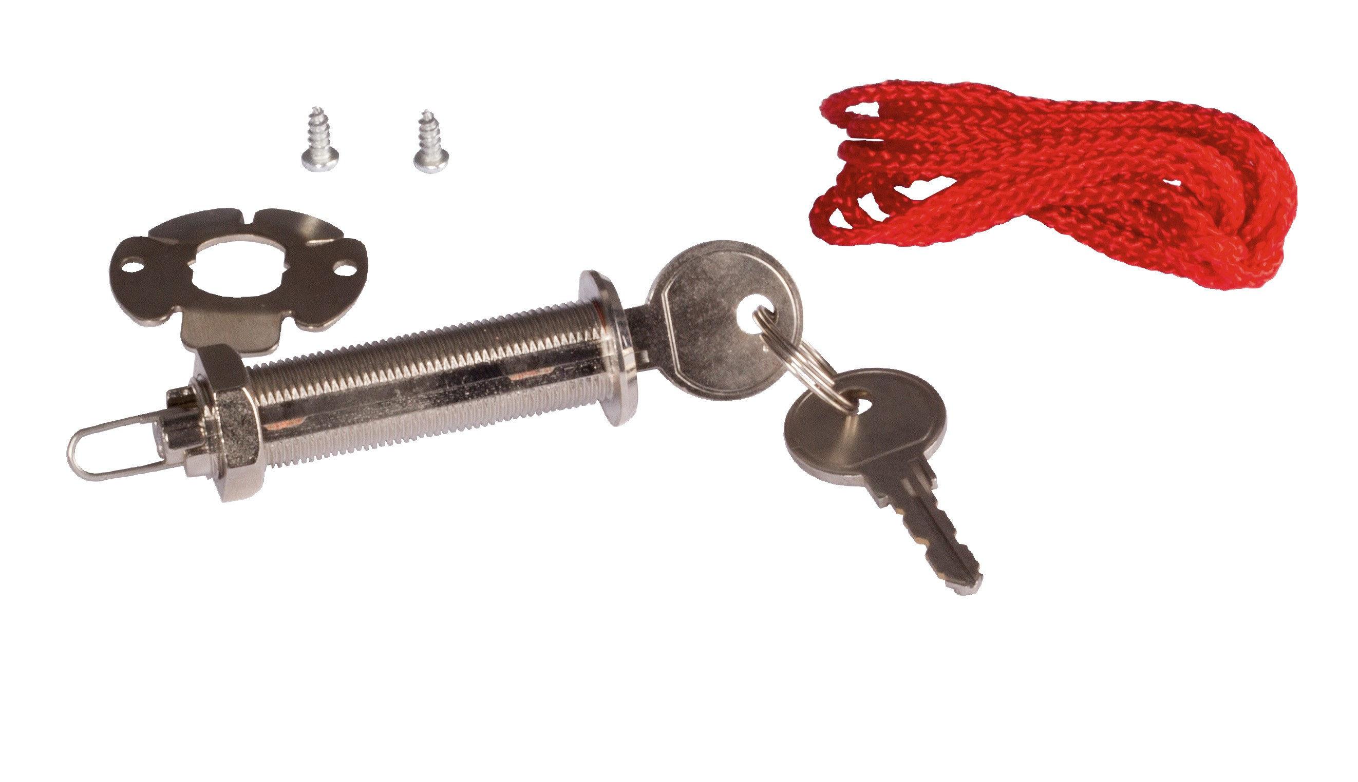 """Notentriegelungsschloss """"Standardkey"""", Bohrung: Ø 13 mm, Länge: 50 mm"""