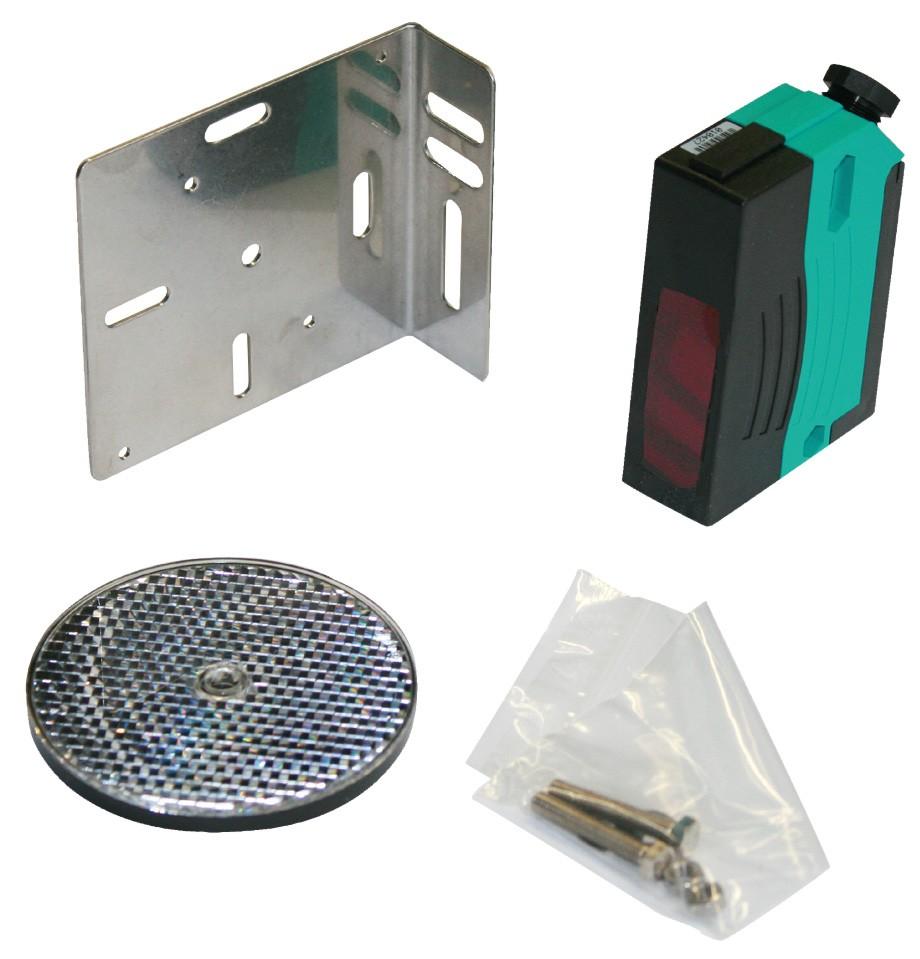 Aperto Reflektions-Lichtschranke mit Polfilter