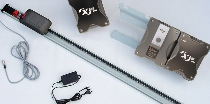 Garagentorantriebssystem Aperto X-BOX 550 N