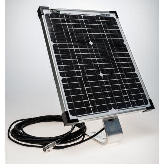 Solarmodul für Garagentorantriebssystem Akku-Antrieb X-Box