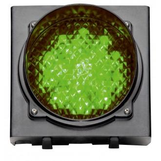 LED-Ampel grün