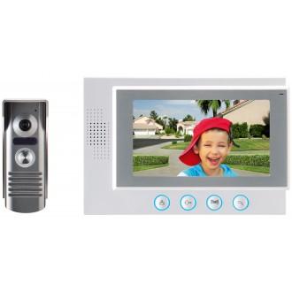"""Videozutrittssystem """"VM4"""" (weiß)"""