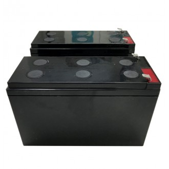 Ersatzakkus für X-Box (1 Satz à 2 Stück) – Abb. 1