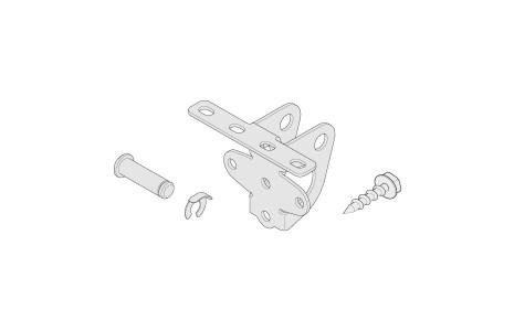 Sommer-Aperto-Torantrieb-Ersatzteil-Beschlag-Tor-Set